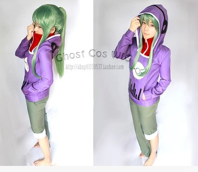 Kagerou Project Kido Suit Cosplay Costume