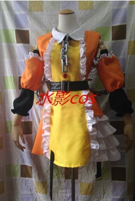 Kagerou Project MOMO Suit Cosplay Costume