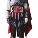 Assassin's Creed II Ezio Auditore da Firenze Black Cosplay Costume