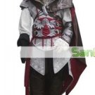 Assassin's Creed II Ezio Auditore da Firenze children Cosplay Costume