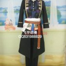 Hakuouki Hijikata Toshizo Suit Cosplay Costume