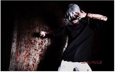 Tokyo Ghoul Kaneki Ken By Training Cosplay Costume
