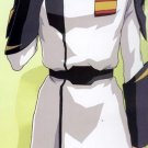 GUNDM SEED ZAFT Uniform Cosplay Costume(white)