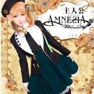 Amnesia Heroine Gentlewomen Autumn Cosplay Costume