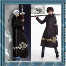 ONE PIECE Trafalgar Law Cloak and Hat Cosplay Costume