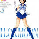 Custom made Sailor Moon Sailor Mercury Cosplay Costume