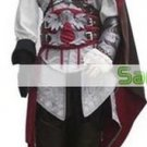 Custom made Assassin's Creed II Ezio Auditore da Firenze children Cosplay Costume