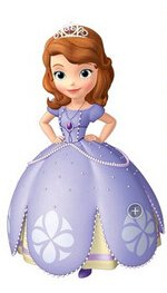 Custom made Sofia the First Princess Sofia Cosplay Costume Any Size for child