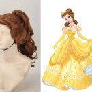 Beauty and the Beast Belle Belle Princess Cosplay Wig