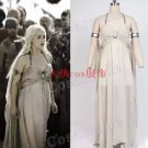 Custom made Game of Thrones Daenerys Targaryen Dress