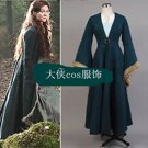 Custom made Game of Thrones Catelyn Stark Cosplay costume