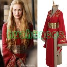 Custom made Game of Thrones Cersei Lannister Cosplay costume