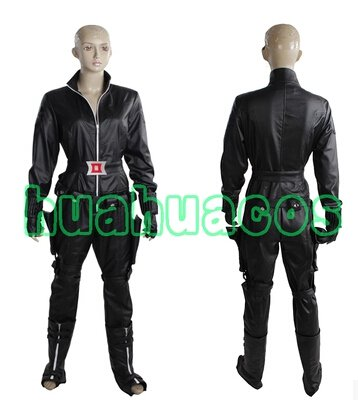 Custom made The Avengers Age of Ultron Black Widow Costume Costume