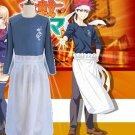 Shokugeki no Soma Yukihira Souma Cosplay Costume
