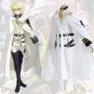 Custom made Seraph of the end Mikaela Hyakuya Cosplay Costume