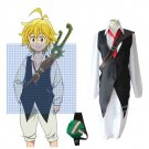 The Seven Deadly Sins! Meliodas  Cosplay Costume