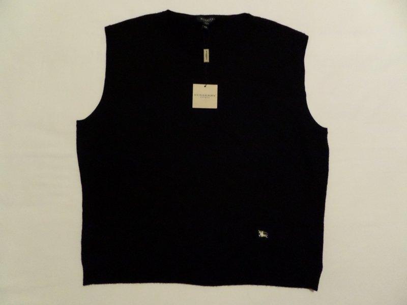 BURBERRY Womens Sweater Size XL