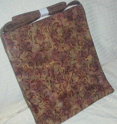 handbagbargains: Dark Brown Tote/Messenger Bag