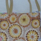 handbagbargains: Tan and Brown Tye Dye Handbag Purse Tote Mini