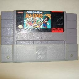 Super Mario AllStars Mario 1 , 2, 3 and the Lost Levels ~ Super Nintendo Game