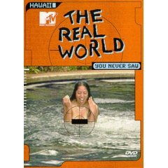 The Real World You Never Saw HAWAII DVD