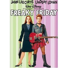 Freaky Friday DVD~Jamie Lee Curtis, Lindsey Lohan