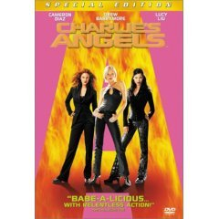 Charlie's Angels Special Edition~Drew Barrymore, Cameron Diaz, Lucy Liu