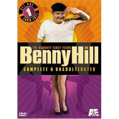 Benny Hill The Naughty Years. Complete & Unadulterated 3 Disc Set 1 1969-1971