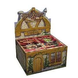 Harry Potter Trading Card Game Diagon Alley Boosters Packs Each with 11 Random Game Cards