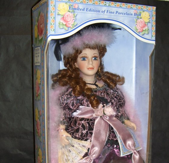 Catherine Collection Limited Edition collector's Doll Series-2003 by Catherine Medici