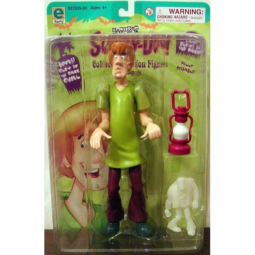 "8"" Shaggy Scooby-Doo Collectible Action Figure New In Package Series 1 (1999)"