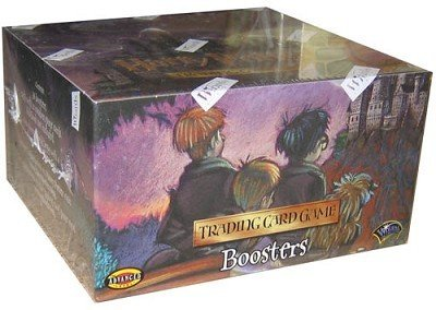 Harry Potter Trading Card Game Boosters Box SEALED! Wizards of the Coast #14030