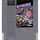 Gyruss ~ Original 8-bit Nintendo NES Game Cartridge