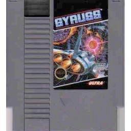 Gyruss ~ Original 8-bit Nintendo NES Game Cartridge