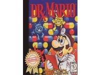 Dr. Mario ~ Original 8-bit Nintendo NES Game Cartridge