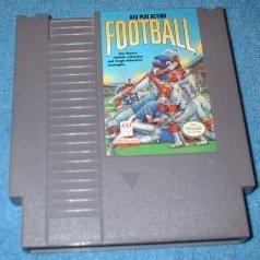 Nes Play Action Football Original 8-bit Nintendo NES Game Cartridge