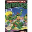 Teenage Mutant Ninja Turtles Original 8-bit Nintendo NES Game Cartridge with instructions