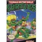 Teenage Mutant Ninja Turtles Original 8-bit Nintendo NES Game Cartridge with instructions