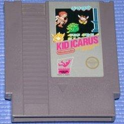 Kid Icarus ~ Original 8-bit Nintendo NES Game Cartridge
