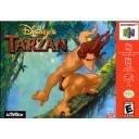 Tarzan ~ N64 Nintendo 64