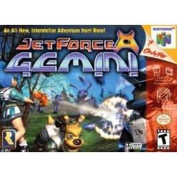 Jet Force Gemini ~ N64 Nintendo 64