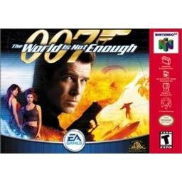 007 The World is Not Enough ~ N64 Nintendo 64