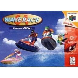Wave Race ~ N64 Nintendo 64