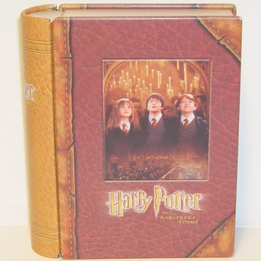 SOLD OUT! HARRY POTTER PLAYING CARDS In Collectible  TIN CASE (2001)