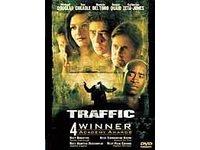 Traffic (2001, DVD) ~ Benicio Del Toro, Catherine Zeta-Jones, Michael Douglas