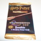 HARRY POTTER Trading Card Game QUIDDITCH CUP BOOSTER PACK