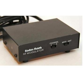 Radio Shack RF Modulator 15-1283