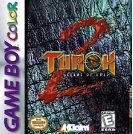 Turok 2 Seeds of Evil  ~ Nintendo GAME BOY COLOR GBC Advance SP