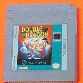 Double Dragon ~ Nintendo GAME BOY GB CBC Advance SP
