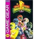 Mighty Morphin Power Rangers ~ SEGA Game Gear